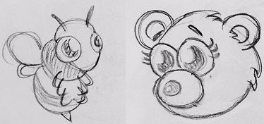 bees and bears